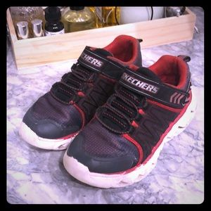 Skechers light up athletic shoes